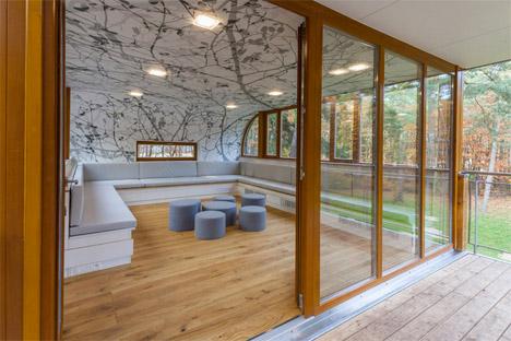 Baumraum Treehouse in Belgium 2