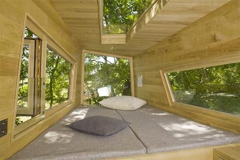 Baumraum Wagtail Treehouse 3