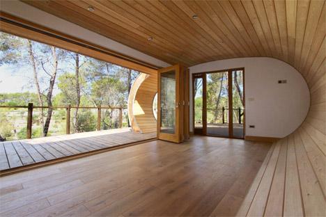 Blueforest Fibonacci Treehouse 2