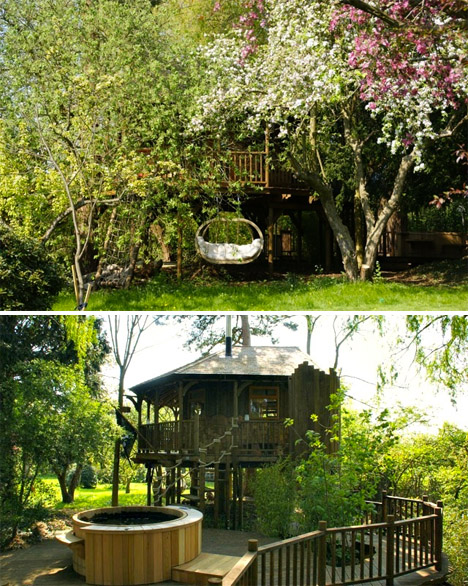 Blueforest Willow Nook Tree House