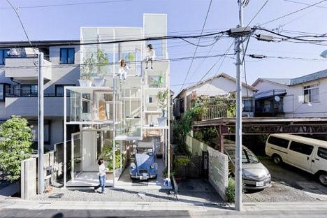 Clear Houses Fujimoto 1