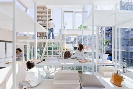 Clear Houses Fujimoto 2