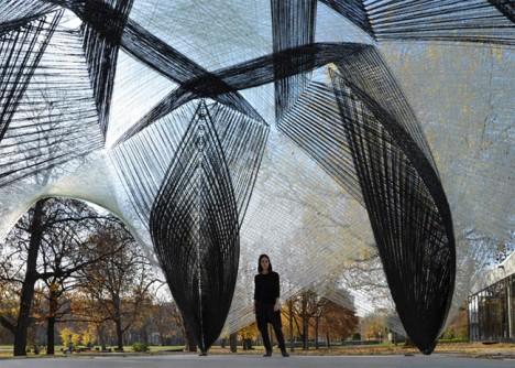 Experimental Architecture Pavilions