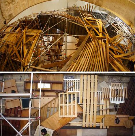 Fire Escape Church Sambre 8
