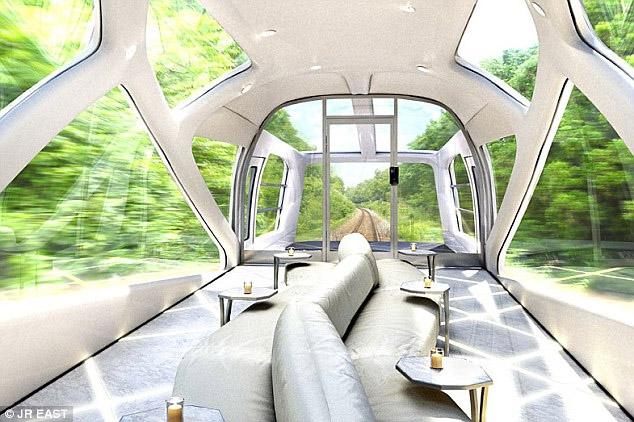 Luxury Ferrari Train 1