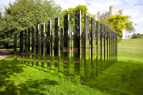 Mirror Art Labyrinth 1