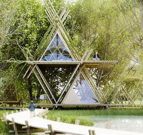 Modular Hotel Bamboo 2