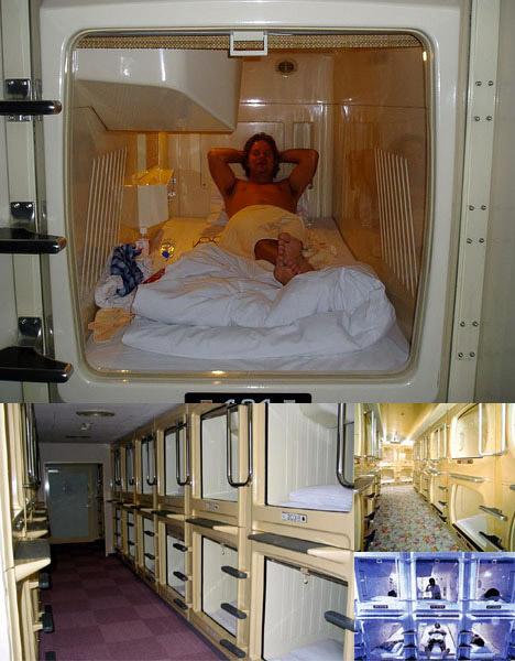 Modular Hotels Capsule 1