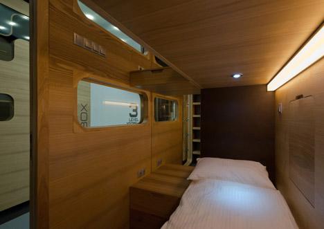 Modular Hotels Sleepbox 2