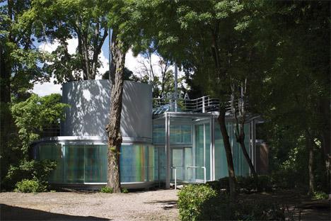Pavilion Holographic 1
