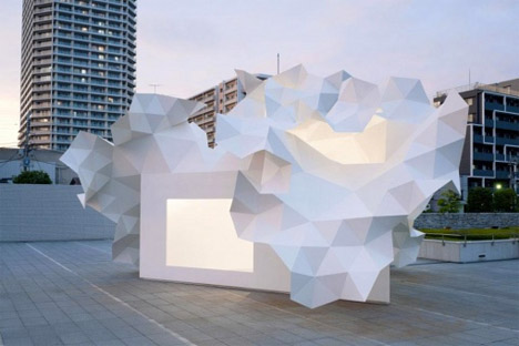 Pavilions Bloomberg 1