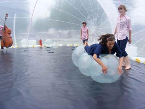 Pavilions Bubble 2