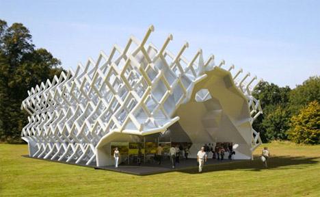 Pavilions Diamond Inflatable 1