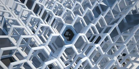 Pavilions Diamond Inflatable 2