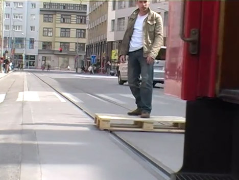 Tramboarding 6