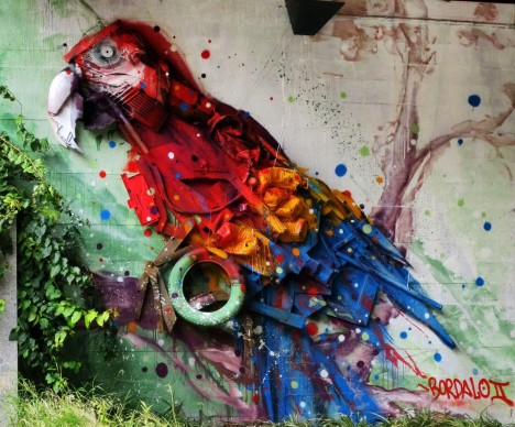 bardalo installation art