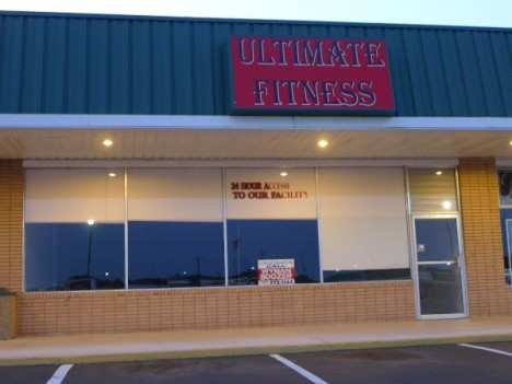 abandoned Ultimate Fitness Columbia SC