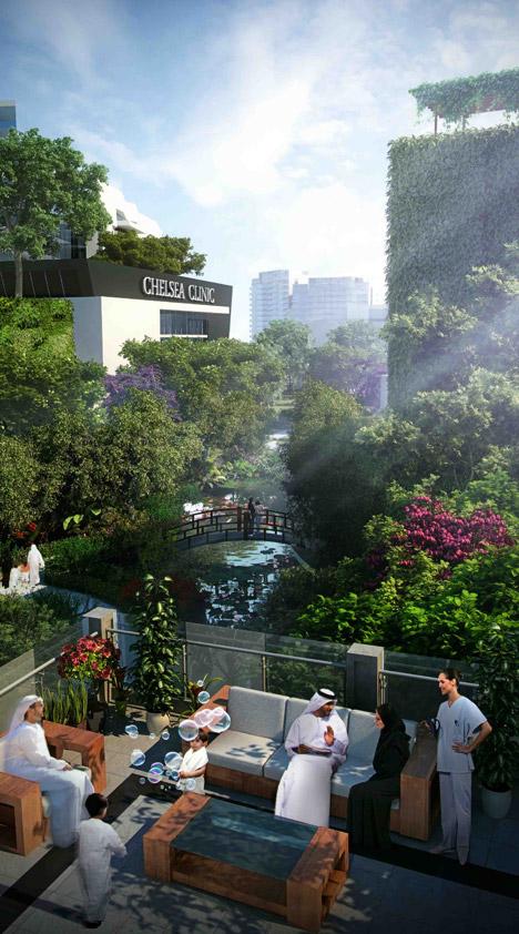 indoor city terraces rivers