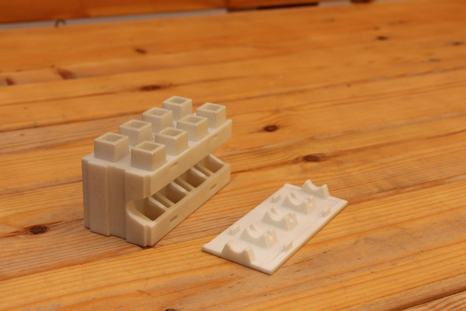 kite building block prototype