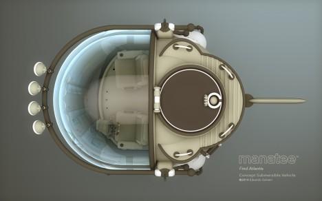 manatee vehicle design model