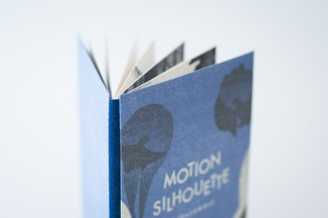motion animated book shadow