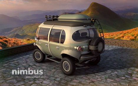 nimbus all terrain vehicle