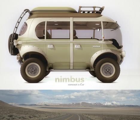 nimbus concept e car