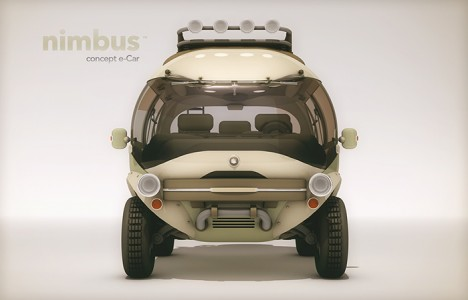 nimbus electric vehicle design