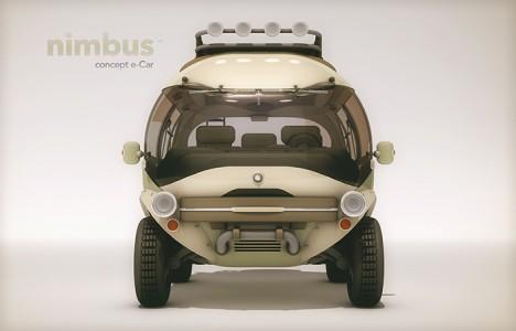 nimbus electric vehicle design