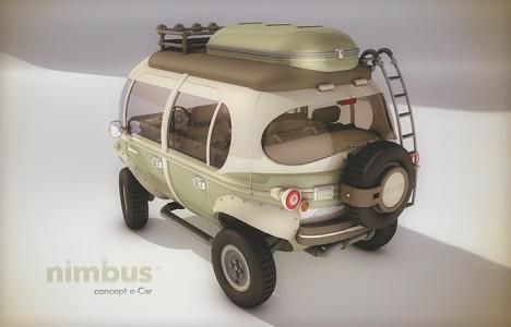 nimbus offroad concept car