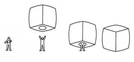 portable tent home concept