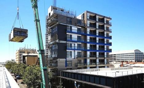prefab building 5 days