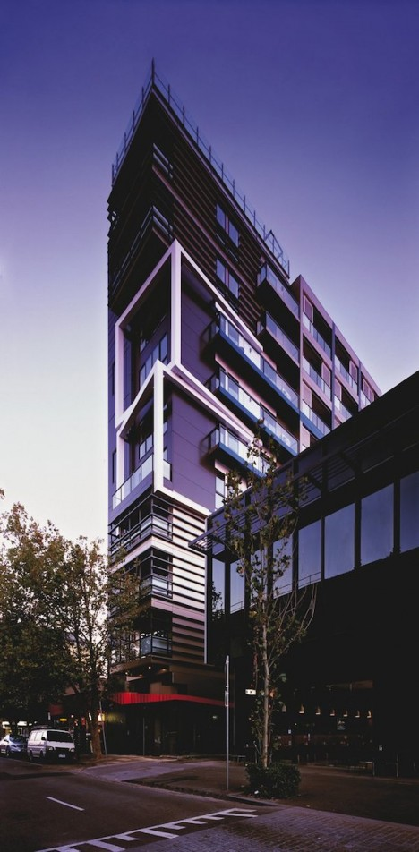 prefab finished apartment building