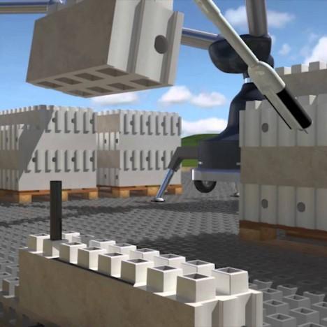 robotic construction blocks