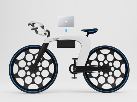 Bicycle Innovations nCycle 1