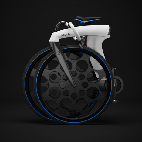 Bicycle Innovations nCycle 3