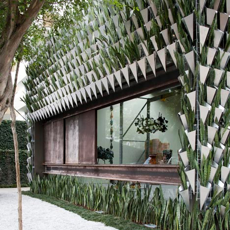 Green Facades Firma Casa