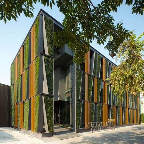 Forested Facades 13 Buildings Bringing Greenery To The
