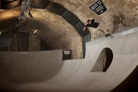 House of Vans Skate Park 1