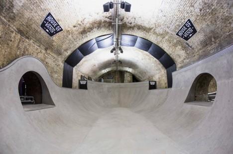 House of Vans Skate Park 2