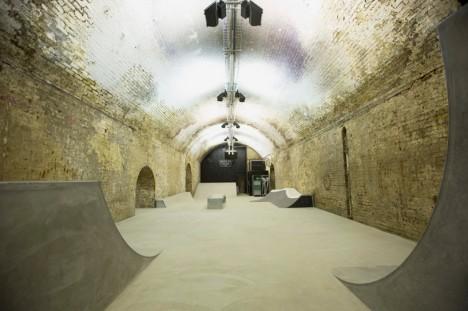 House of Vans Skate Park 3
