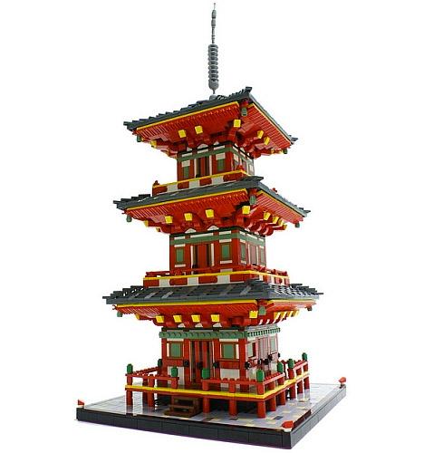 LEGO Architecture 12 Sets Explore Buildings Brick By