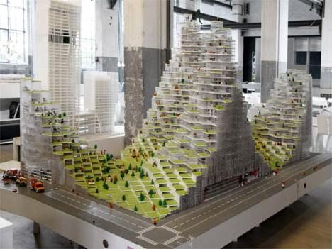 LEGO Architecture Bjarke Ingels 1
