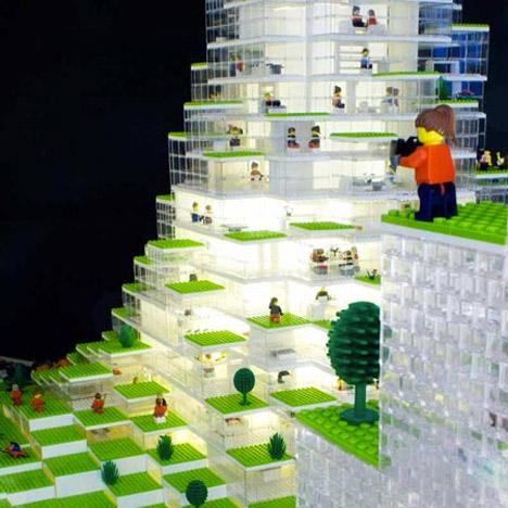 LEGO Architecture Bjarke Ingels 2