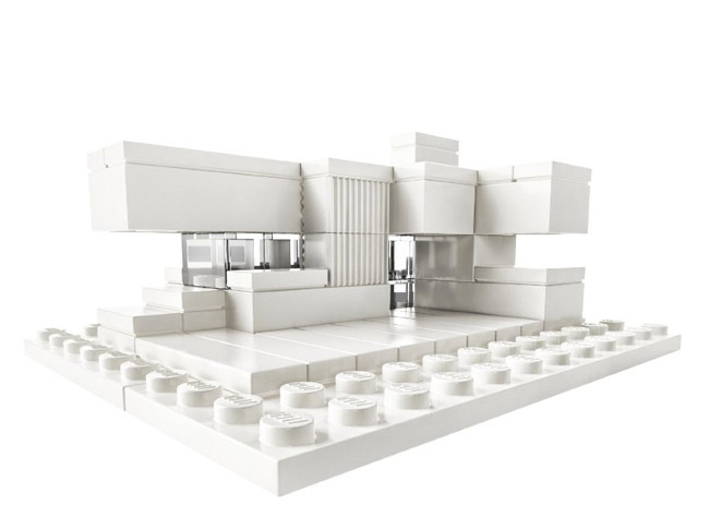 LEGO Architecture Main