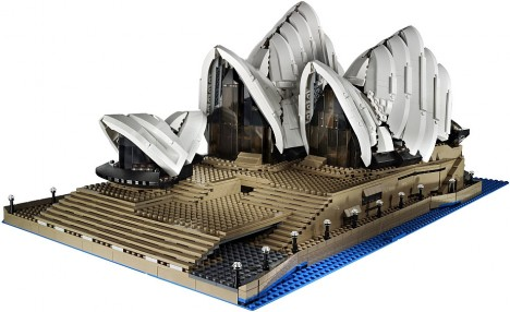 LEGO Architecture Sydney 1 LEGO Architecture Sydney 2