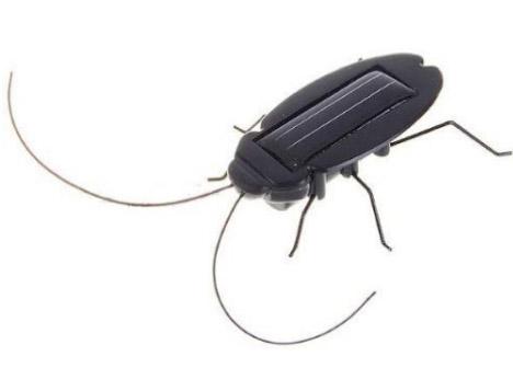 Mobile Solar Cockroach