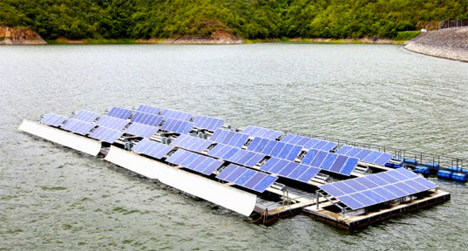 Mobile Solar Freshwater Plant