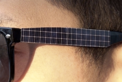 Mobile Solar Ray Bans 1
