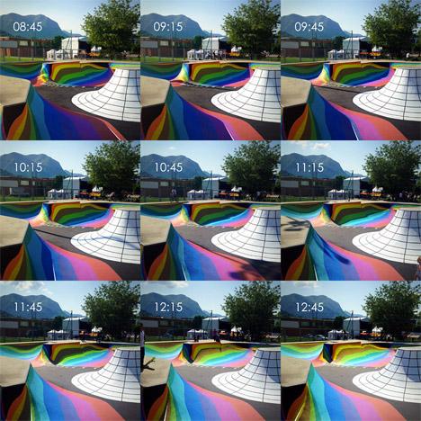 Skatepark Graffiti 3